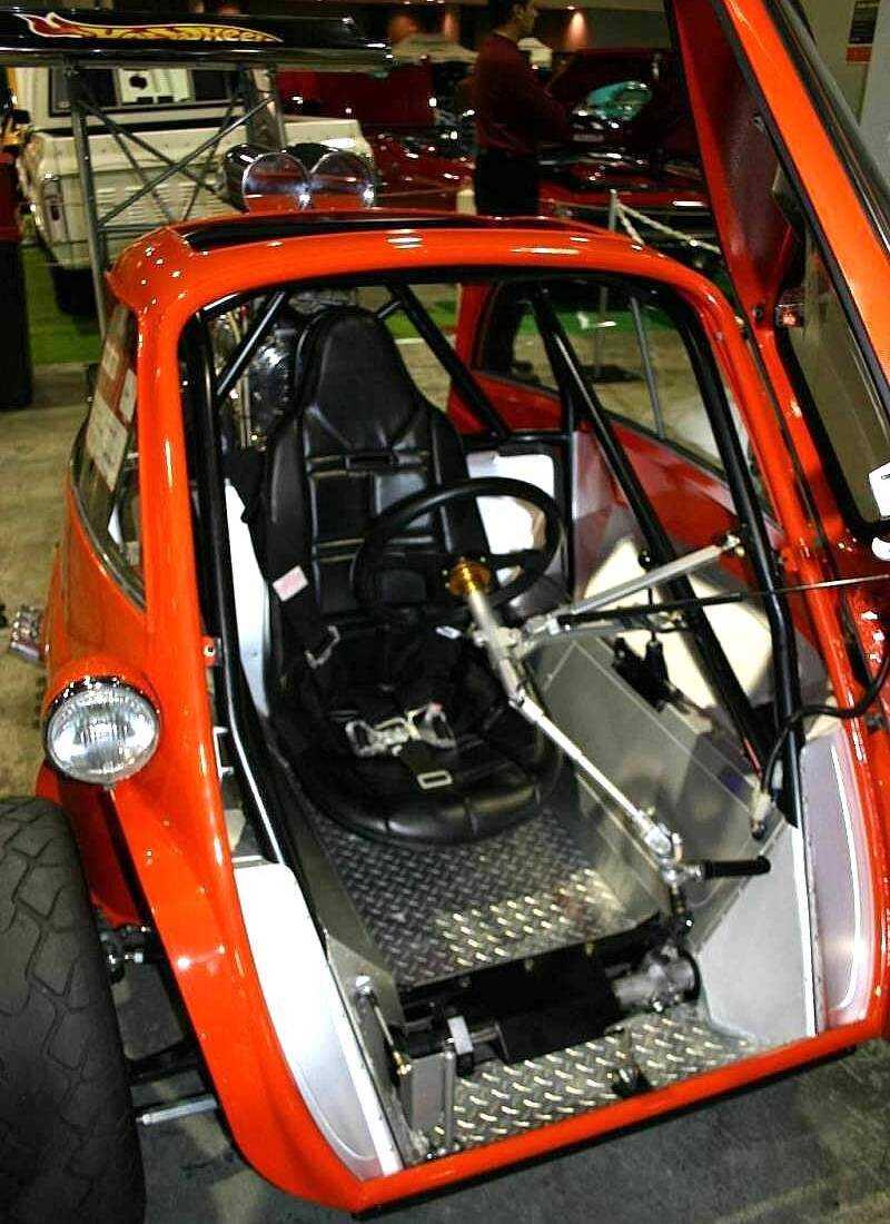 Bmw Isetta Quot Whatta Drag Quot Dragster K 252 L 246 Nleges Aut 243 K