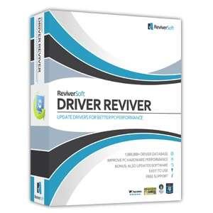 Driver Reviver v4.0.1.104 Türkçe