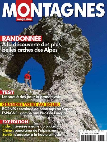 Montagnes Magazines N°389 Avril 2013