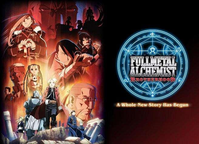 Fullmetal Alchemist 2 [Brotherhood] [VO+Subs] [Completa] [Descarga]