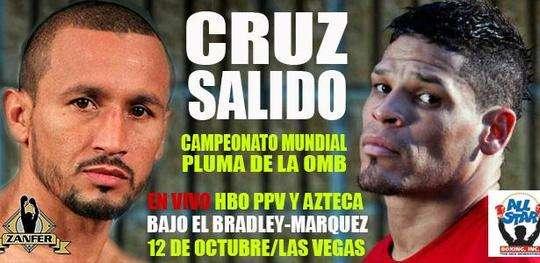 Orlando Salido vs Orlando Cruz en Vivo