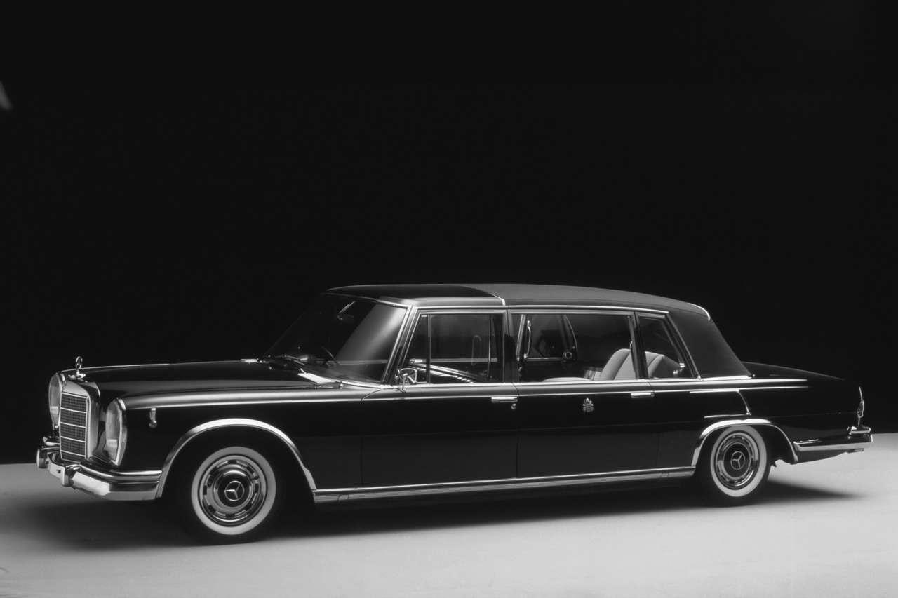 Mercedes-Benz W100 600