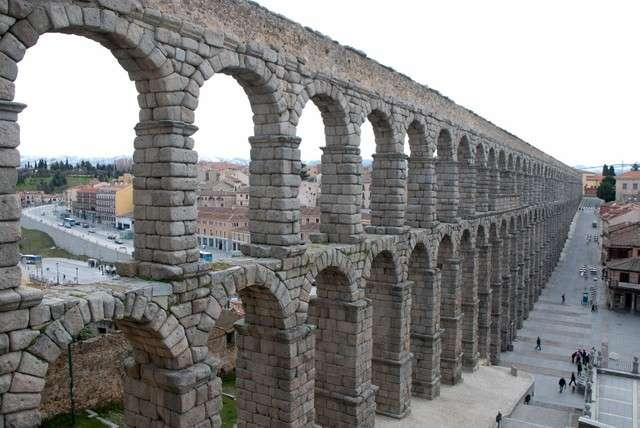 El acueducto de segovia monumento espa a tips de viajes losviajeros - Oficina turismo segovia ...