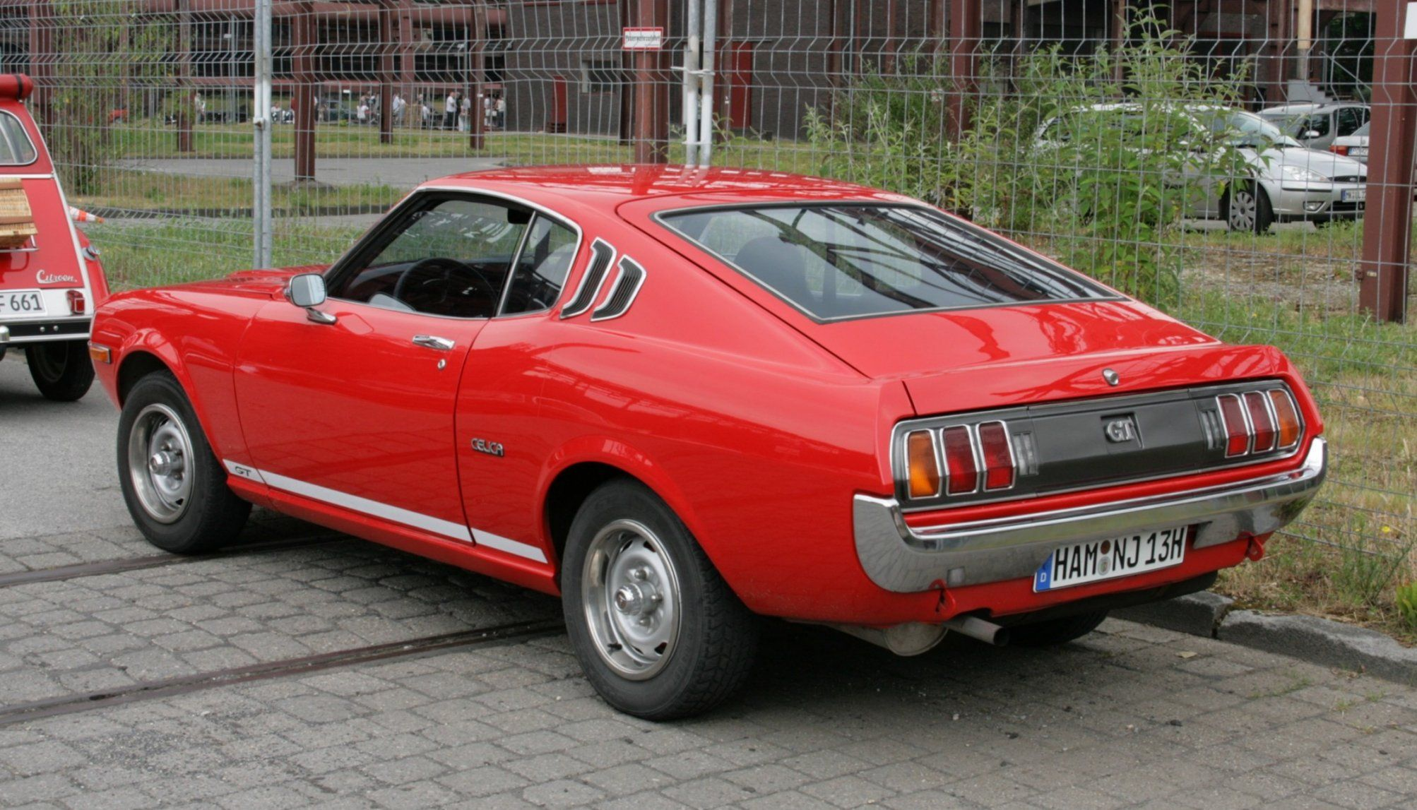Super Cars News Toyota Celica 2000 Gt Liftback 1973
