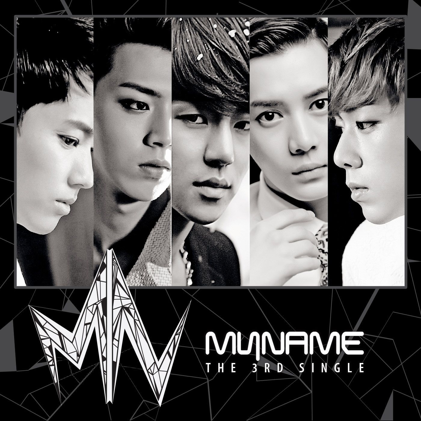 [Single] MYNAME - MYNAME 3rd Single Album