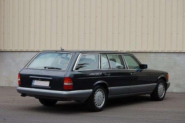 mercedes benz w126 560 sel kombi only cars and cars. Black Bedroom Furniture Sets. Home Design Ideas
