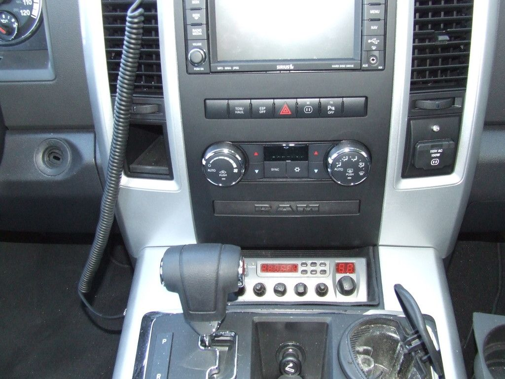 Device Button Switches On Console Dodge Ram Forum Ram
