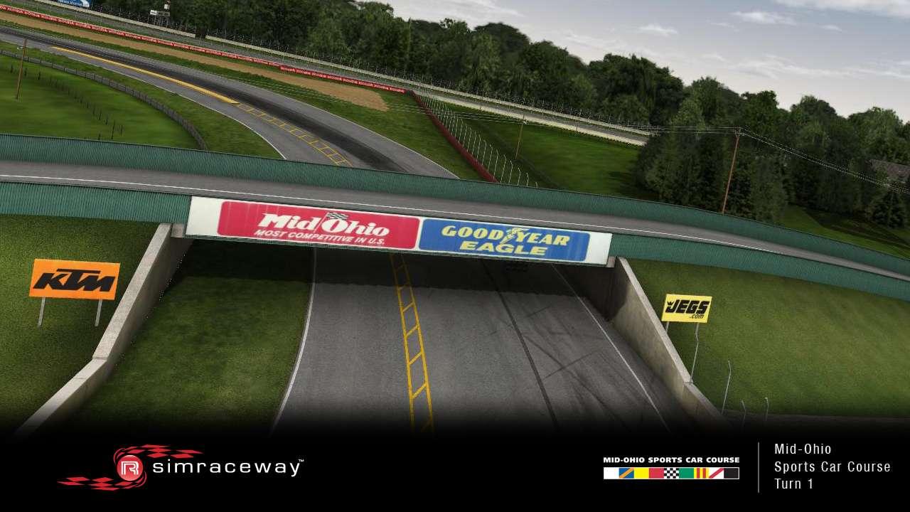 Mid Ohio Raceway >> Simon Says A Lap Around Mid Ohio With The Track Record