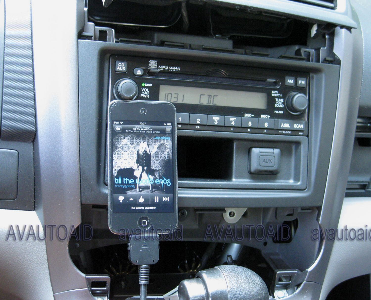 iPhone6 5 iPod MP3 to HONDA Accord Element 03 08 Audio